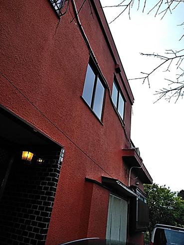 三島市外壁劣化塗装