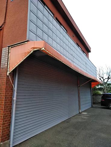 三島市でモルタル外壁と屋根・ベランダの塗装で防水性蘇る