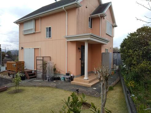 伊豆の国市 外壁と屋根の劣化のためお住まいの無料点検