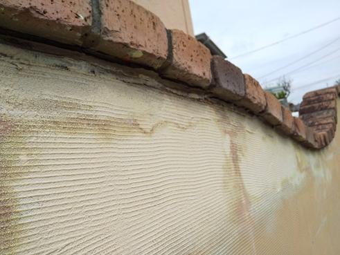 伊豆の国市外壁点検ブロック塀