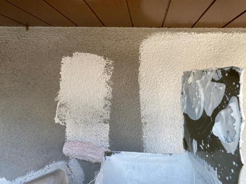 沼津市ひび外壁塗装