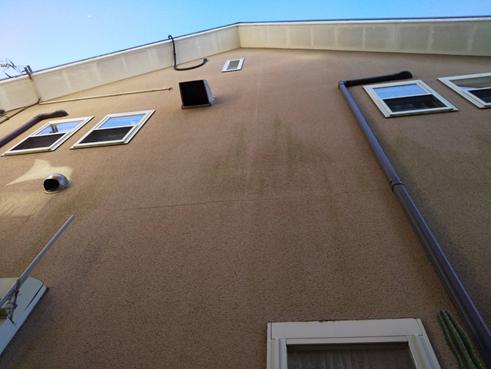 沼津外壁塗装汚れ