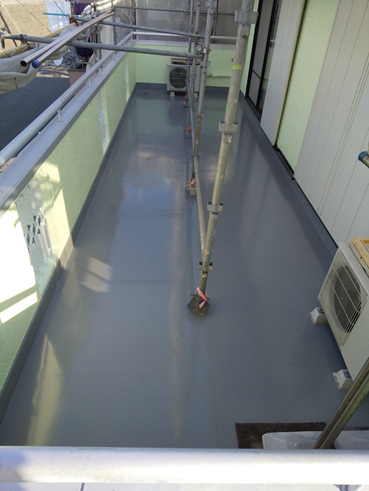 沼津屋根外壁塗装ベランダ防水