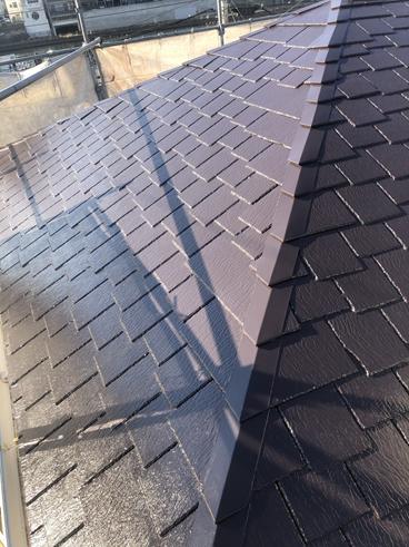 沼津屋根外壁塗装完工