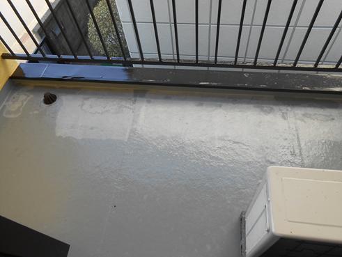 沼津市外壁塗装トップコート