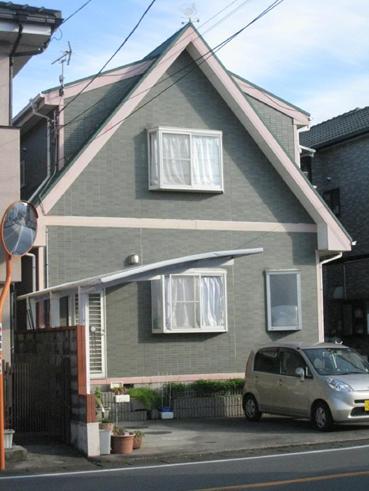 清水町外壁屋根塗装前