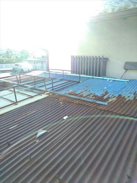 屋根の錆・腐食