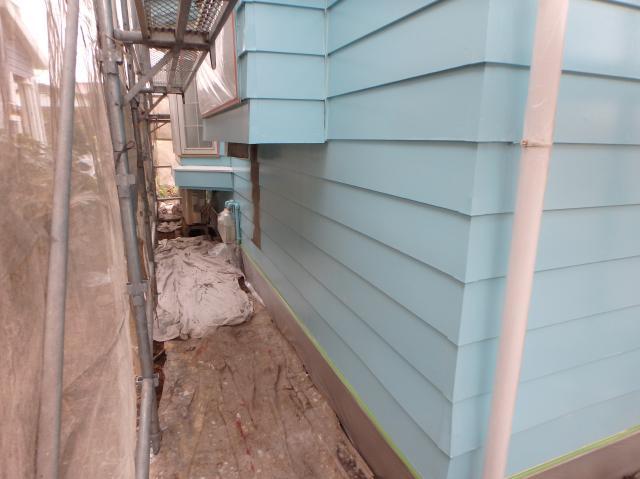 沼津市外壁塗装前