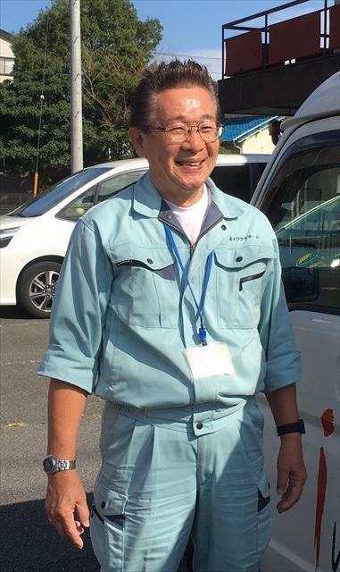 沼津店スタッフ 現場監督