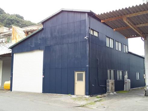 沼津倉庫外壁屋根塗装