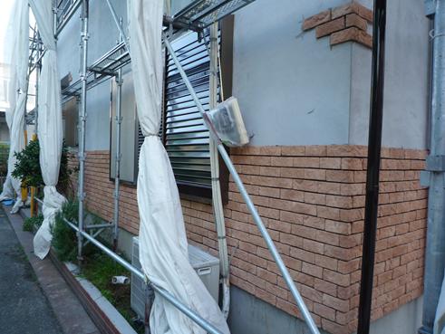 沼津市外壁改修