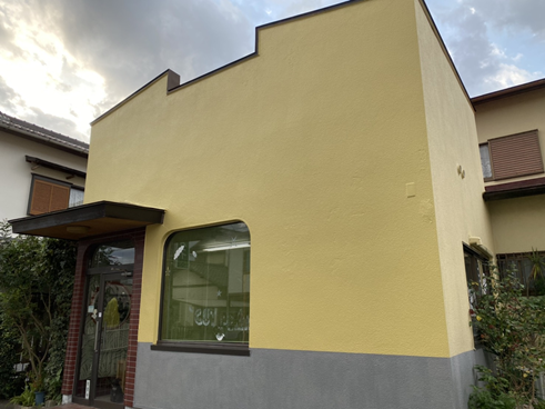 沼津外壁塗装完工